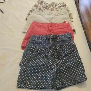 Girs Gap Shorts - Used.  All for $5